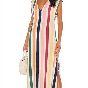 Tulurosa. New! Dance Maxi Dress